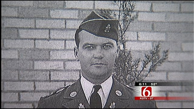 Oklahoma World War II Veteran, Cancer Survivor Laid To Rest