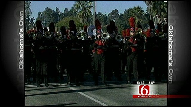 Owasso Marching Band Returns Home After Rose Bowl Parade