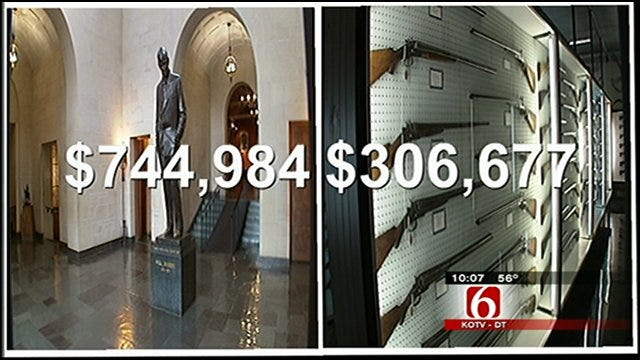 Should Oklahoma Consolidate State Agencies?