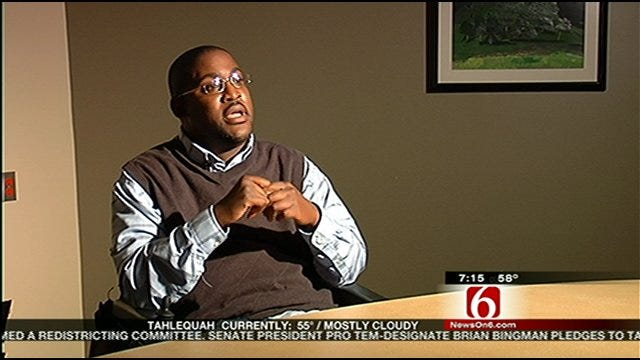 Nate Waters, A Tulsan Who Hopes To Inspire Others To Help