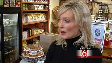 Turning Pecan Pies Into A Business For A Green Country Woman