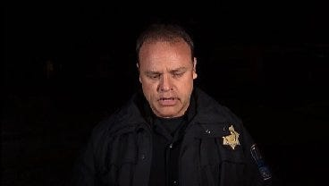 WEB EXTRA: Tulsa Police Capt. Shawn King Talks About Latest Homicide