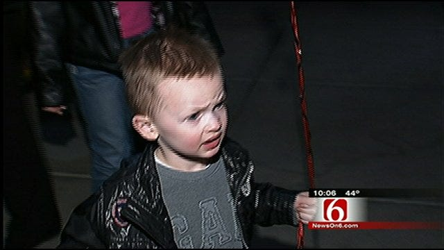 Bartlesville Boy Beats Odds, Celebrates 3rd Birthday