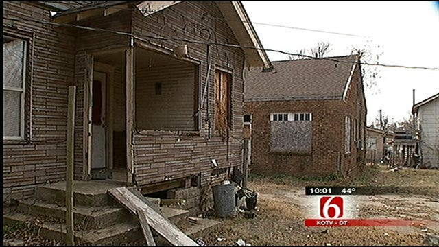 Tulsa Homes Demolished To Improve Midtown Neighborhood