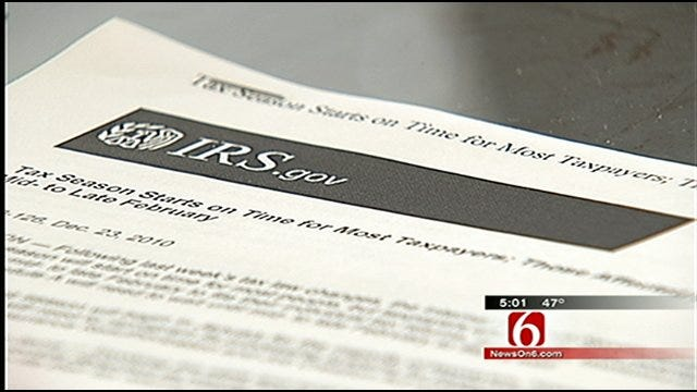 Some Taxpayers Will Have To Wait To File 2010 Tax Returns