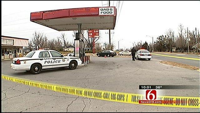 Man Shot 5 Times After Dispute At Tulsa Convenience Store