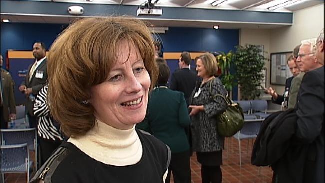 Oklahoma Secretary of Commerce Nancy Shirley On Baker Hughes