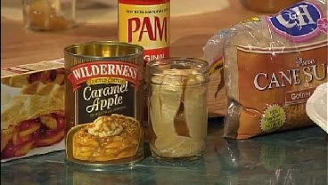 Money Saving Queen Shows You How to Make Pie in a Jar