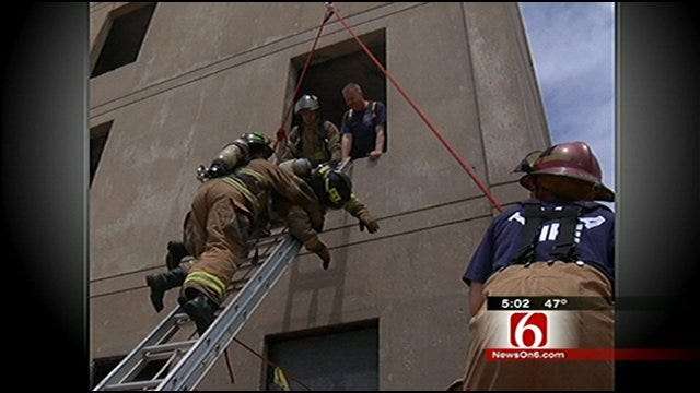 Tulsa Fire Department To Build New Training Academy