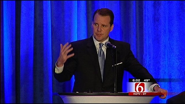 Economic Growth Crucial For Oklahoma, Incoming Lt. Governor Says