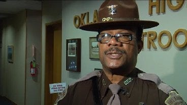 WEB EXTRA: OHP Trooper Antonio Porter Talks About Visiting Children