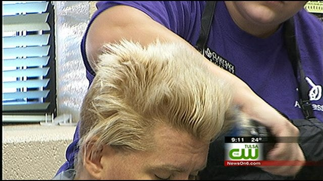 Haircuts For Tulsa Homeless More Than Just A New Style