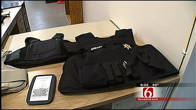 Rogers County Deputies Get Much Needed Vests