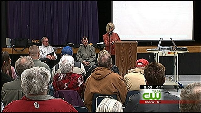 Tulsa Residents Divided Over Cement Plant Proposal