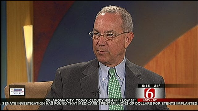 Bank of Oklahoma's Jim Huntzinger Talks Taxes On Six In The Morning
