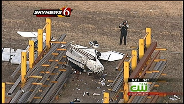 Second Plane Crash in Two Days Kills 1, Injures Another In Ponca City