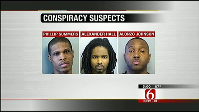 Investigation Continues Into Conspiracy To Commit Murder Of Tulsa County DA