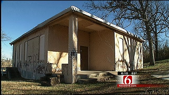 Oklahoma's Own: John Ross School House In Tahlequah To Be Refurbished