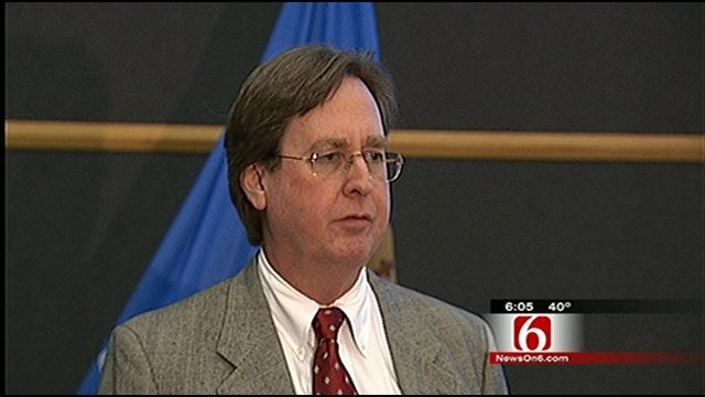 City Of Tulsa Announces Partnership To Stop Child Trafficking