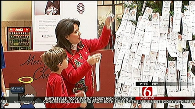 Salvation Army Angel Tree Campaign Is Underway