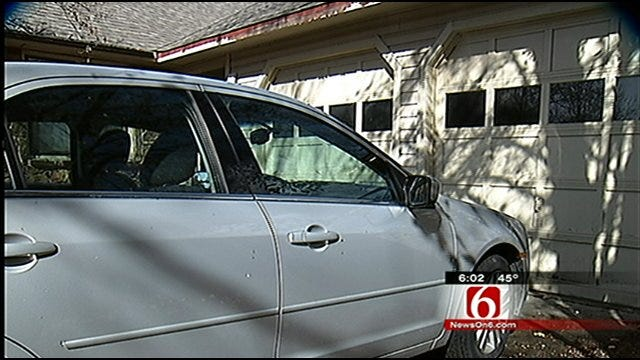 Single Mother Has Christmas Gifts Stolen From Car In Downtown Tulsa