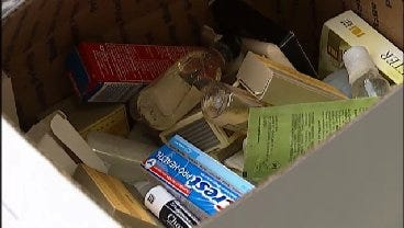 Tulsa Blue Star Mothers Mission: Boxes To Soldiers Before Christmas