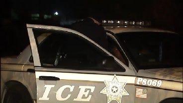 WEB EXTRA: Man Critically Injured In Overnight Brawl In Tulsa Neighborhood