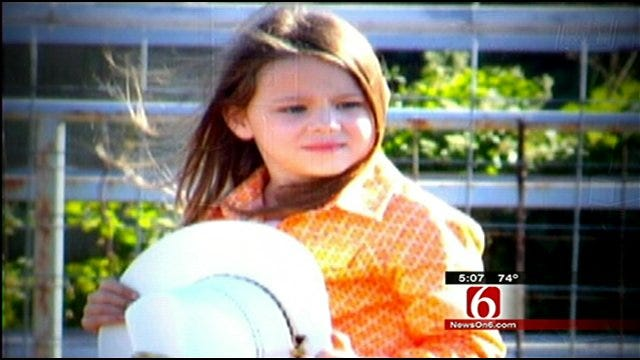 Oklahoma's Own: 6-Year-Old Pryor Girl Grateful For Gift Of Hearing