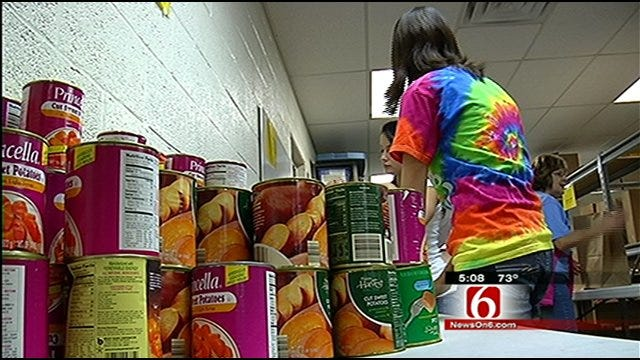 Tulsa's John 3:16 To Provide Holiday Meals To Thousands