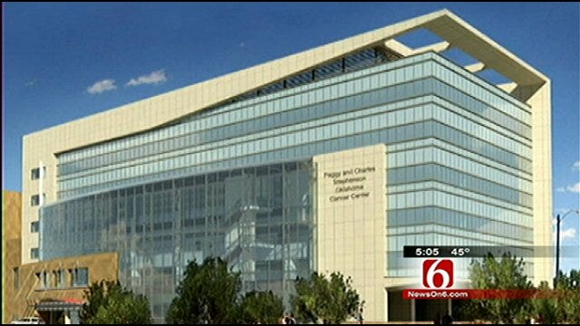 Tulsa Couple Donates $12 Million To OKC Cancer Center
