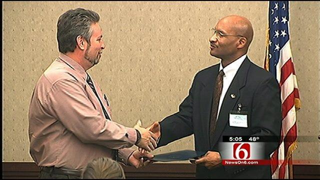 Tulsan Chosen As FBI Citizen Of The Year For Work Against Human Trafficking