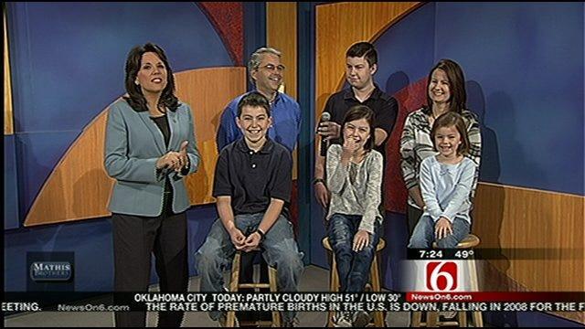 Broken Arrow Family Wins Sea Cruise
