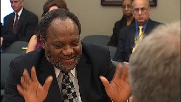WEB EXTRA: City Councilor Jack Henderson Talks To Mayor About Togetherness