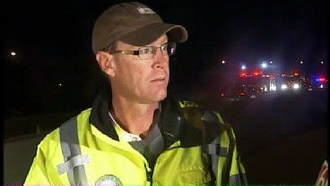 WEB EXTRA: ODOT Talks About Impact Of Semi Truck Fire On Traffic