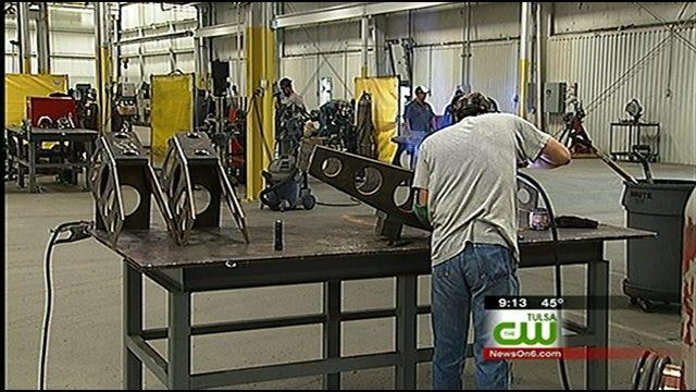 Broken Arrow Business Adding Hundreds Of Jobs