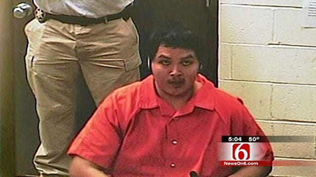 Muskogee Courtroom Packed For Man Charged In Stabbing Death