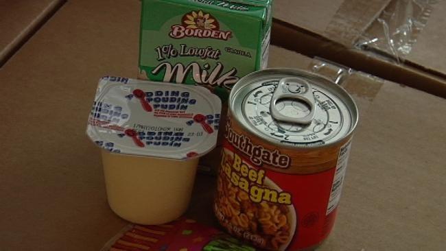 'Backpack Program' Feeding Oklahoma Children In Need