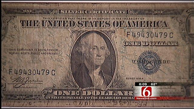 Oklahoma Man Recalls Dollar Bill As His 'Passport' To America