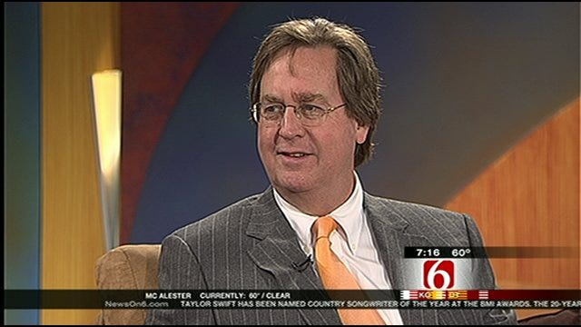 Mayor Dewey Bartlett Talks About What Mary Fallin's Election Means For Tulsa
