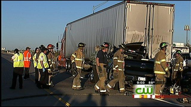 Victims Of Fatal Tulsa I-44 Collision Identified