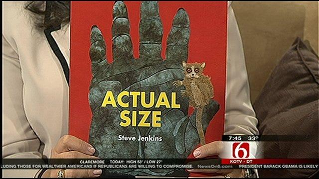 Tulsa City-County Library Celebrates Books To Treasure