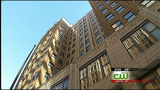 Tulsa Company Plans Downtown Development In 'Deco District'