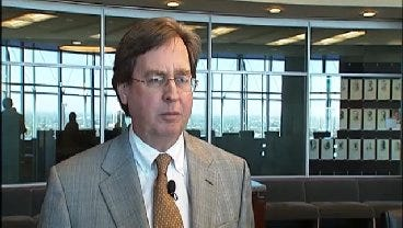WEB EXTRA: Mayor Dewey Bartlett On Why A Turnpike Is Preferred