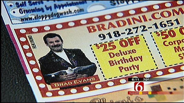 Coupons Work Like Magic With Tulsa Area Magician