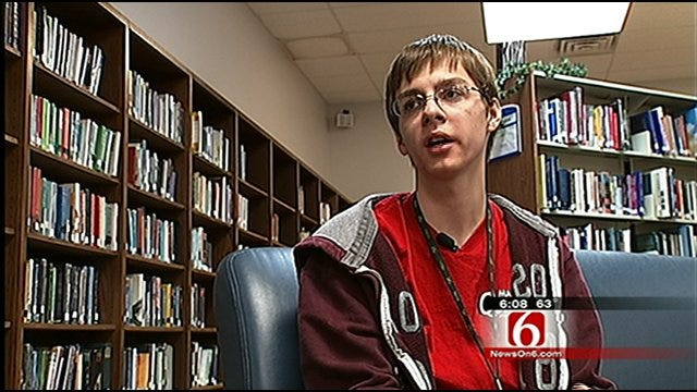 Claremore Student Aims To Become Political Pundit