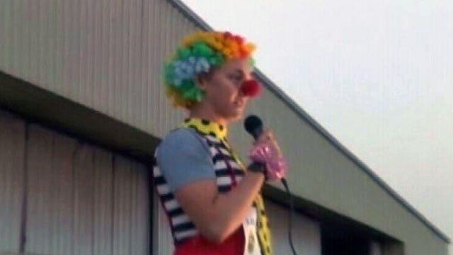 WEB EXTRA: Foyil Soldier Organizes Special 5-K Run On Halloween In Iraq