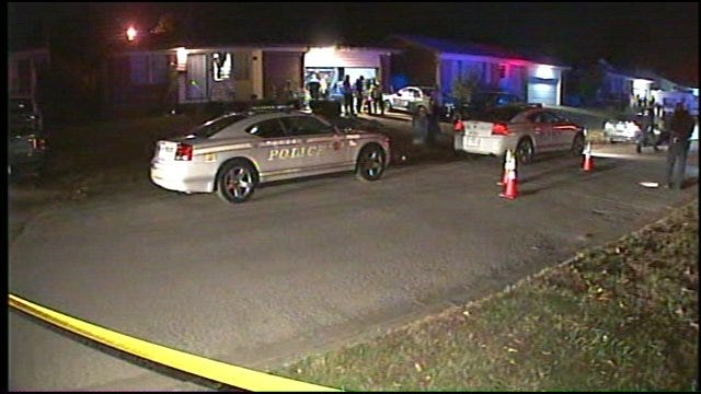 Man Critically Injured In Tulsa Drive By Shooting