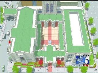 Tulsa's First Presbyterian Church Begins $33 Million Construction Project