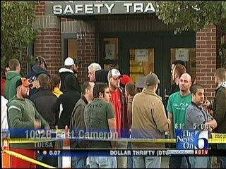 Hundreds Apply For Tulsa Firefighter Jobs