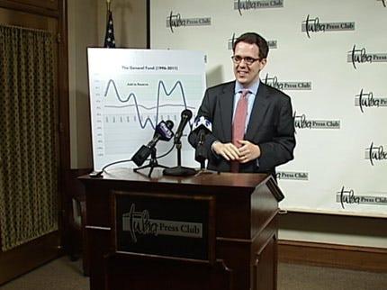 Tulsa Rainy Day Fund To Be On Ballot November 2